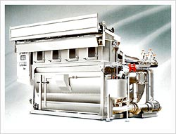 Vertical Winch Dyeing Machine