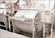 Paddle Dyeing Machine